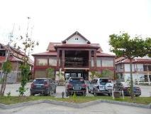 Xishuanpanna Hotel: entrance