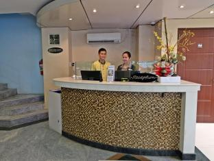 Capitol Central Hotel and Suites Cebu - Reception