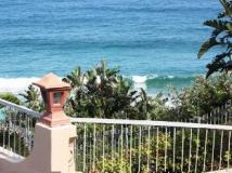 South Africa Hotel Accommodation Cheap | view from top of garden
