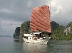 Princess Junk - Charter Cruises | Halong Budget Hotels
