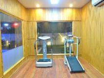 Paragon Hotel: fitness room