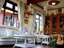 Hotel Brilliant: reception