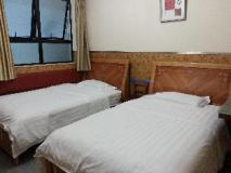 Pensao Tin Lai Hotel: guest room