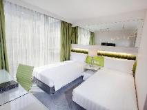 Dorsett Tsuen Wan Hong Kong: guest room