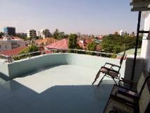 Majesty Hotel: balcony/terrace