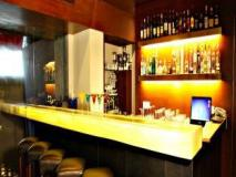 Hotel Royal Garden : pub/lounge
