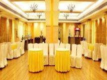 Hotel Royal Garden : business center