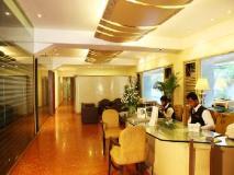 Hotel Royal Garden : reception