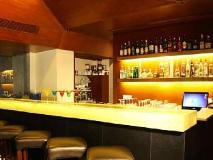 Hotel Royal Garden : executive lounge