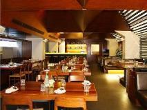 Hotel Royal Garden : restaurant