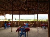 Blissful Inn Nyaung Shwe: restaurant