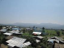 Blissful Inn Nyaung Shwe: view