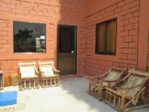 Blissful Inn Nyaung Shwe: entrance