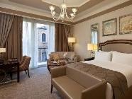 King Deluxe Balkon Zimmer