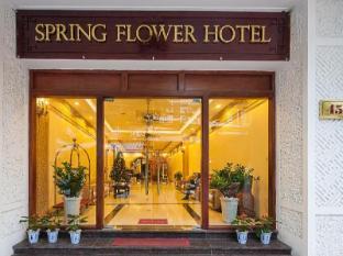 Spring Flower Hotel Hanoi - Hotel Entrance