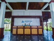 Merciel Retreat and Resort: reception