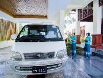 Merciel Retreat and Resort: lobby