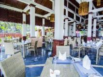 Merciel Retreat and Resort: food and beverages