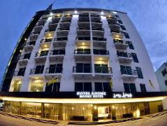Roomz Hotel - Cheap Hotel in Brunei Darussalam