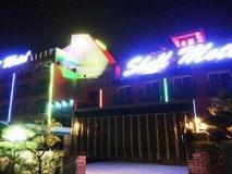 Shell Motel: exterior