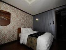 Shell Motel: guest room