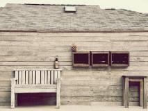 Attihouse Pension: exterior