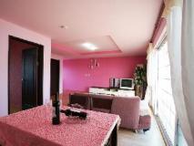 Etoile Jeju Pension: guest room