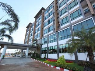 S Tara Grand Hotel Suratthani - Garden