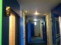 Luna Motel: interior