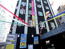 Luna Motel: exterior