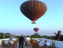 Manisanda Hotel: view