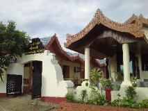 Manisanda Hotel: entrance
