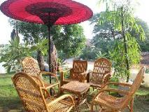 Manisanda Hotel: garden