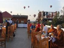 Manisanda Hotel: restaurant
