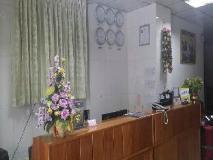 Daw Htay Hotel: reception