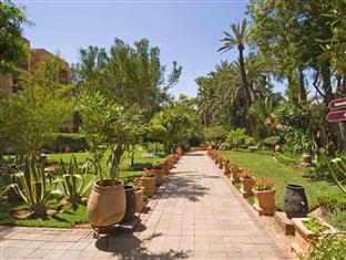 Hotel Marrakech Le Semiramis Marrakech - Tuin