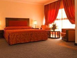 Hotel Marrakech Le Semiramis Marrakech - Gastenkamer
