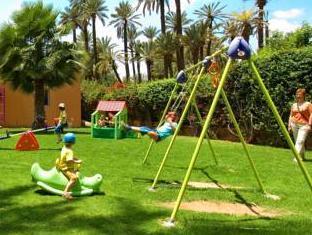 Hotel Marrakech Le Semiramis Marrakech - Speeltuin