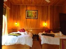 Luang Prabang River Lodge Resort: interior