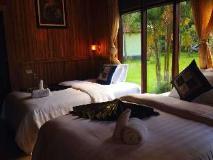 Luang Prabang River Lodge Resort: guest room