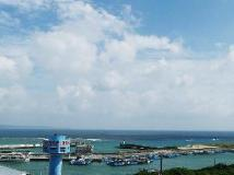 Kenting Bay B & B: view