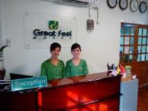 Great Feel Hotel: reception