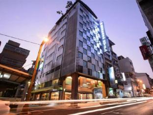 Kiwi Express Hotel – Chenggong Rd Taichung - Exterior