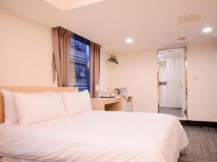 Kiwi Express Hotel – Chenggong Rd Taichung - Quad