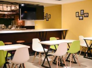Kiwi Express Hotel – Chenggong Rd Taichung - Restaurant