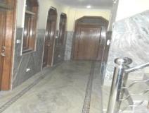 Hotel Gush International: interior