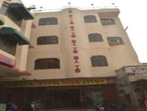Hotel Gush International: exterior