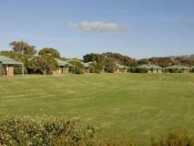 Apollo Bay Cottages: garden