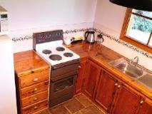 Apollo Bay Cottages: kitchen