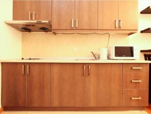 Park View Stay at KLCC Apartments Kuala Lumpur - Kitchen
